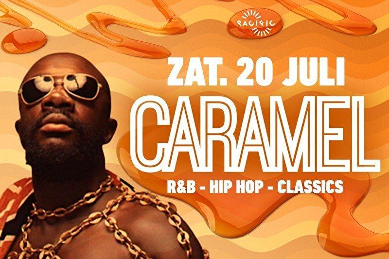Caramel x Pacific