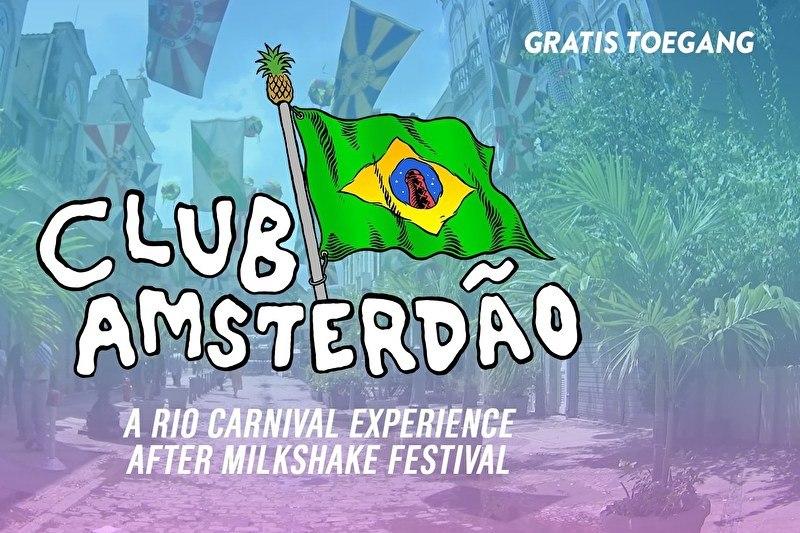 Club Amsterdão x Pacific