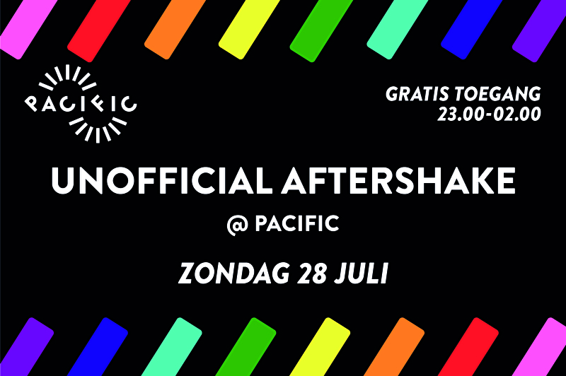 Unofficial Aftershake @ Pacific