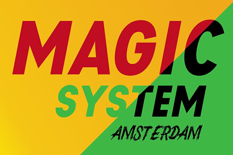 Magic System x Pacific