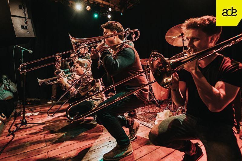 NEXT UP: Valvetronic Brassband
