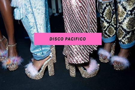 Disco Pacifico | Leroy Rey